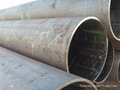 LSAW welded pipe
