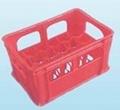 塑料啤酒箱模具 1