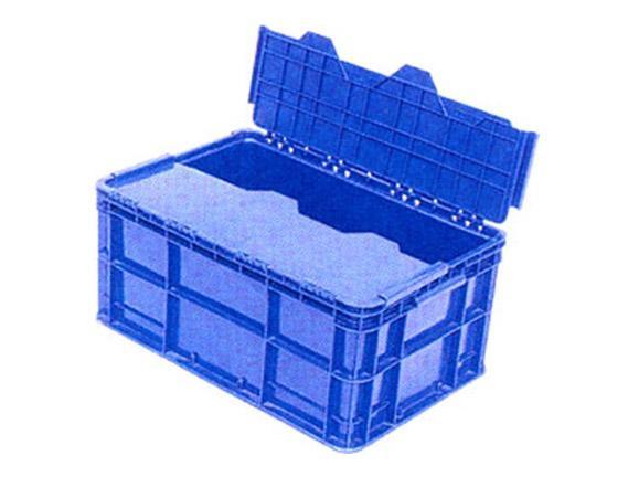 塑料啤酒箱模具 4