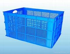 塑料週轉箱模具