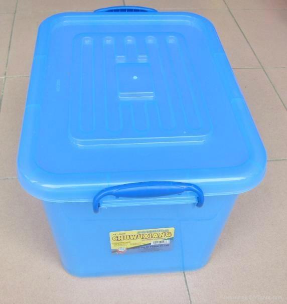 抽屜式儲物櫃模具 2