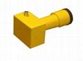 结构体沉降(挠度)传感器