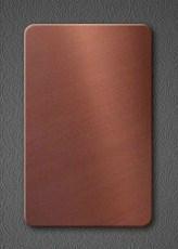 紅銅色拉絲不鏽鋼板