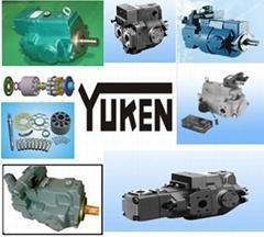 日本油研双联泵叶片泵柱塞泵