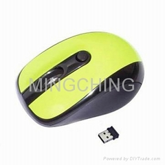 2.4G无线鼠标