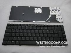 ASUS W3 W3J A8 F8 N80 BLACK RU K020662J1