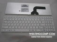 ASUS G60 G73 K52 WHITE FRAME WHITE US UI