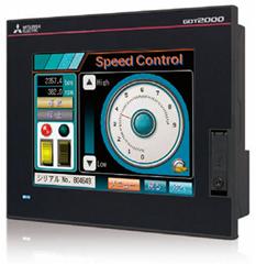 全新原裝三菱觸摸屏AC電源12.1寸 開放式框架模型