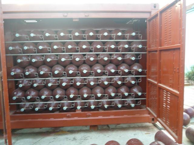 天然氣瓶組
