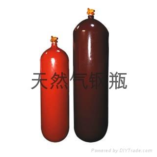 車用天然氣纏繞瓶 2