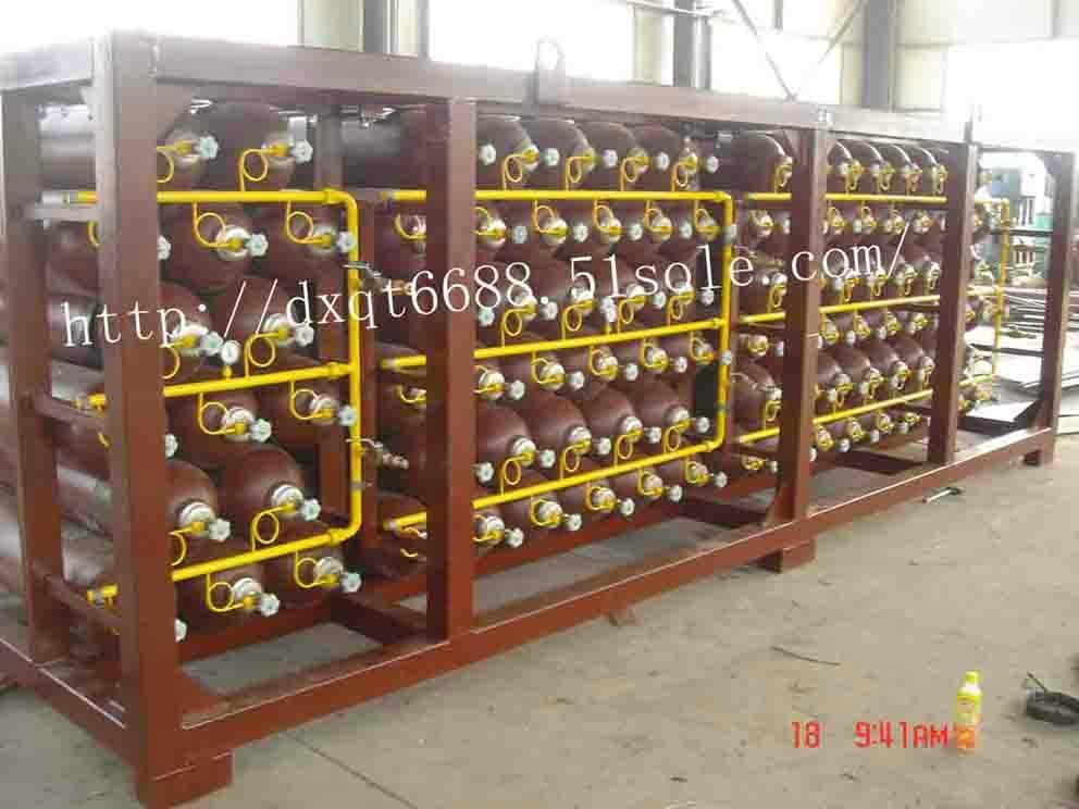 高壓氣瓶天然氣鋼瓶組 1