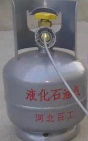 液化氣鋼瓶YSP4.7型(2kg) 1