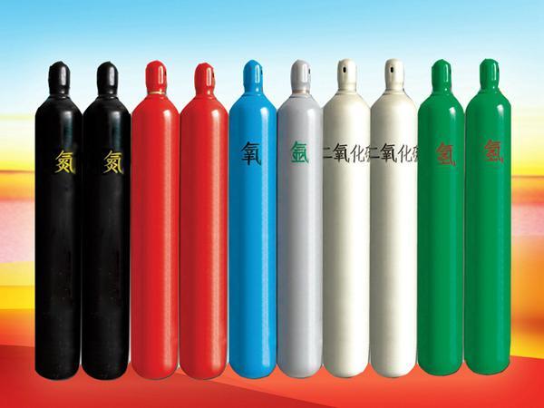 氫氣鋼瓶 2