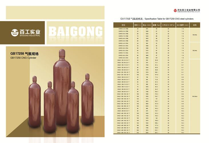 液化石油氣鋼瓶 5