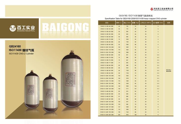 壓縮天然氣瓶 5