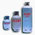 Dedicated liquefied petroleum gas steel cylinder