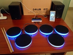 Drum set     Electronic Drum Kit
