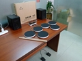 New Musical Instruments   Portable Electronic DRUM KIT 4