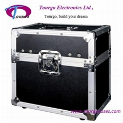 TG Case Professional 12 microphone flight case