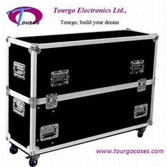 "TG CASE 19""  Monitor Flight Case"