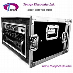 TG CASES Rackmount Flightcase 4u
