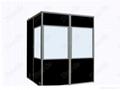途格新型设计黑色同传同译2人间