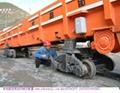 梭式矿车配件加工