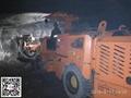新型矿用轮胎式液压钻车 4