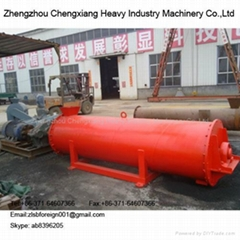 Organic fertilizer dedicated granulator equipment