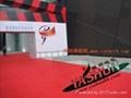 婚庆舞台红地毯 1
