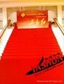 婚庆舞台红地毯 5