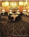 餐厅尼龙印花地毯