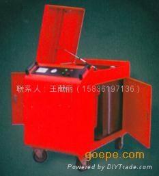 自帶油箱型移動濾油機 1