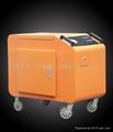 自帶油箱型移動濾油機 2