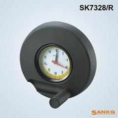 供应SK7328带数字表平面手轮