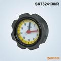 供应SK7328带数字表平面手轮 5