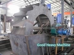 High efficiency Mineral washing machine_sand washer