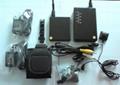 COFDM-SV1100迷你式无线模拟微波音视频传输系统 1