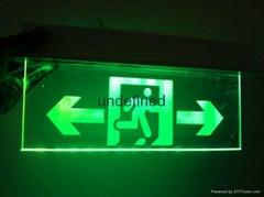 消防疏散標誌燈誘導指示燈