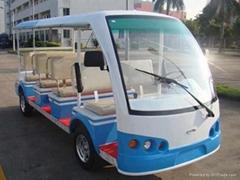 十一座電動觀光車
