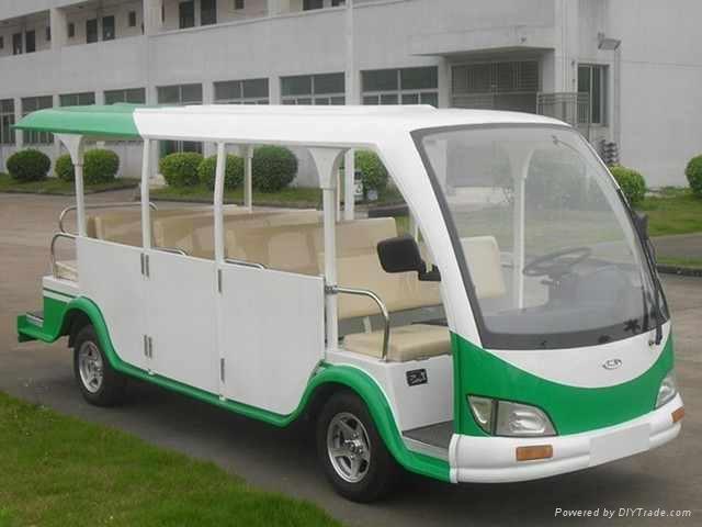 十一座電動觀光車 2