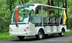 十四座電動觀光車