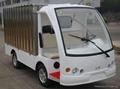 柜式电动送餐车