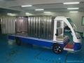 柜式电动送餐车 2