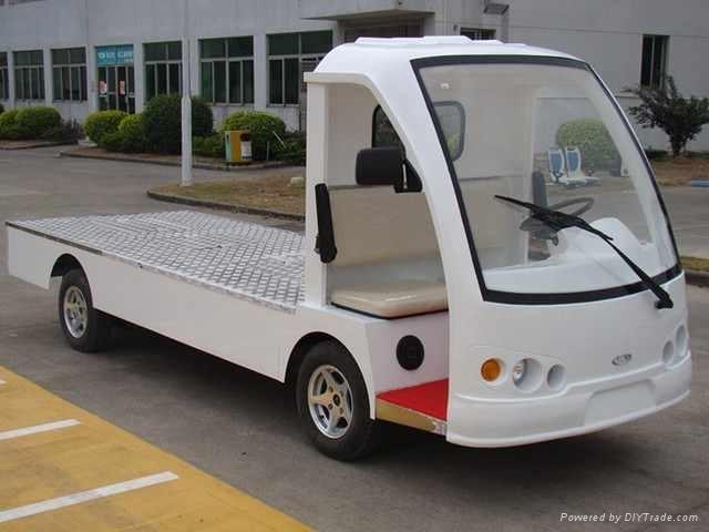 农用电动平板货运车 1