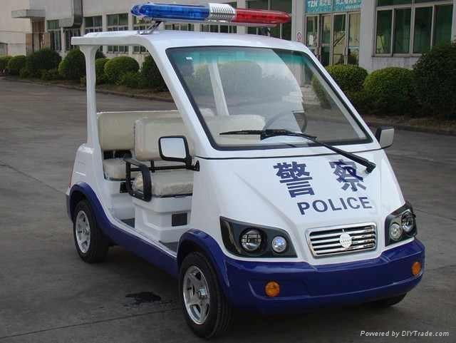海南电动巡逻车 2