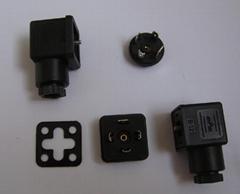 MPM电磁阀连接器