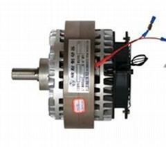 FZ型法兰强制风冷式磁粉制动器