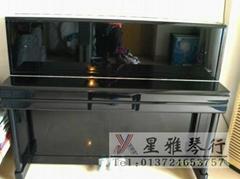 珠江里特米勒120R3钢琴