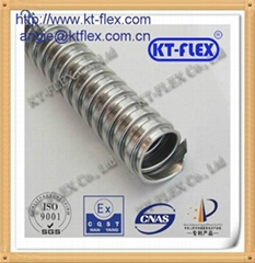 stainless steel flexible wire conduit